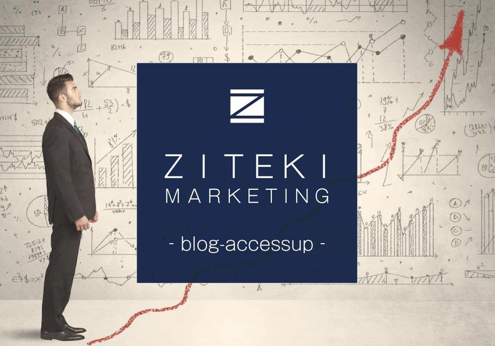 ブログをアクセスアップさせる記事の書き方5のポイント画像