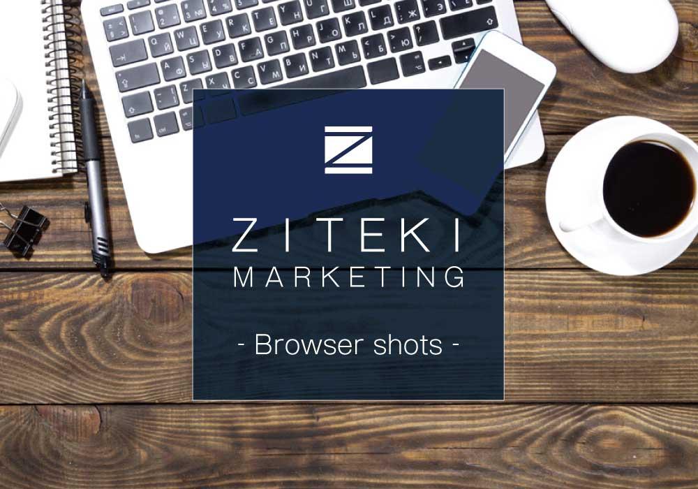 ウェブサイトの画面キャプチャを自動で取得してくれるプラグイン「Browser Shots」画像